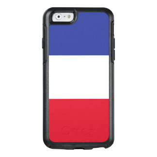 Fransk flagga OtterBox iPhone 6/6s fodral