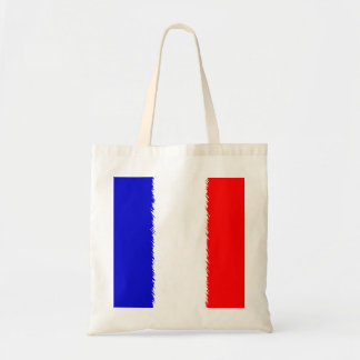 Fransk flagga tygkasse