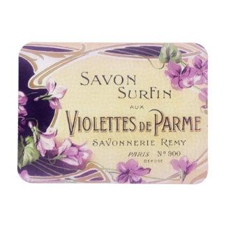 Fransk Violetsmagnet Magnet