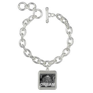 Franskt armband för berlock för