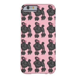 Franskt fodral för pudeliPhone 6 Barely There iPhone 6 Skal