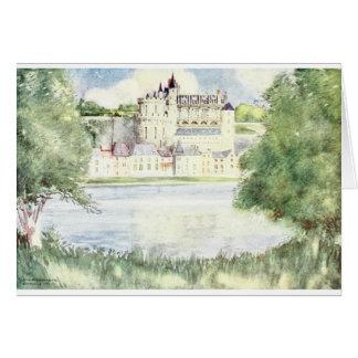 Franskt slott OBS kort