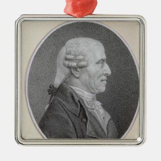 Franz Joseph Haydn Julgransprydnad Metall