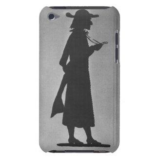Franz Liszt (1811-86) som abboten (b-/wfotoet) iPod Case-Mate Skal