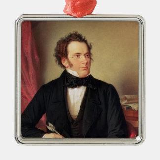 Franz Peter Schubert Julgransprydnad Metall