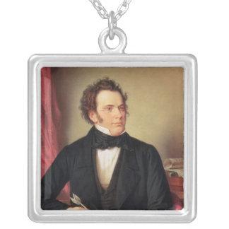 Franz Peter Schubert Silverpläterat Halsband