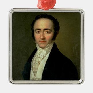 Franz Xaver Mozart, mer sistnämnd bekant som Julgransprydnad Metall