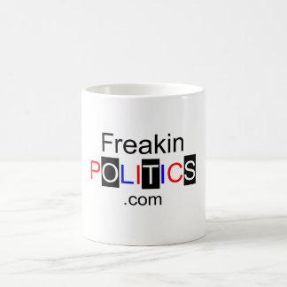 Freakin politik kaffemugg