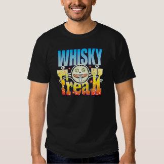 Freaky freak för Whisky Tshirts