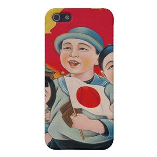 Fred är med Japan iPhone 5 Cover