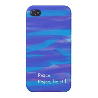 Fred är stilla iPhone 4 cases