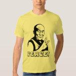 FRED! Dalai Lama t-skjorta Tee Shirts