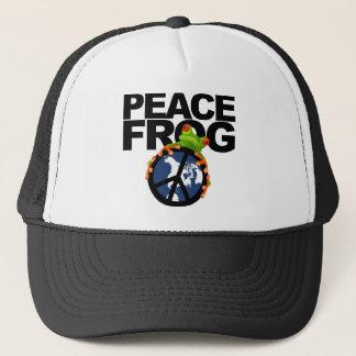 fred frog-2 truckerkeps