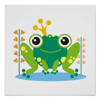 fred froggyen affischer