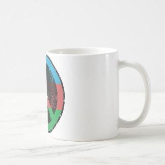Fred i Azerbajdzjan Kaffemugg