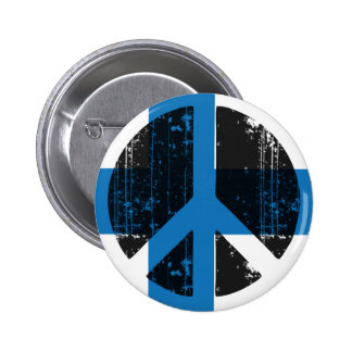 Fred i Finland Standard Knapp Rund 5.7 Cm