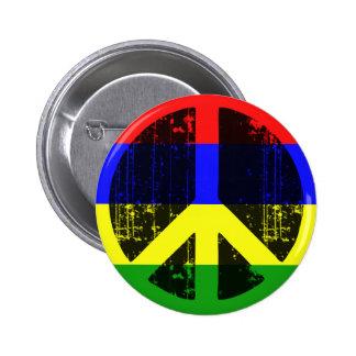 Fred i Mauritius Standard Knapp Rund 5.7 Cm