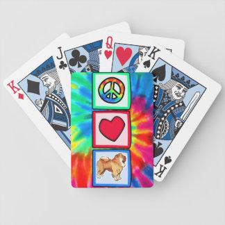 Fred kärlek, ChowChows Spelkort