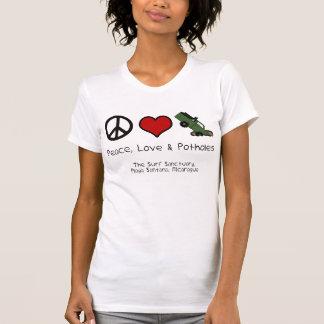 Fred, kärlek & gropar tröja
