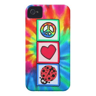 Fred kärlek, nyckelpigor Case-Mate iPhone 4 case