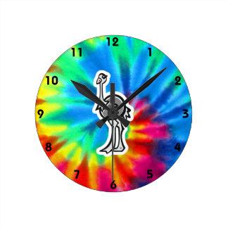 Fred kärlek, Ostriches Rund Klocka