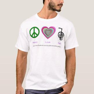 Fred-Kärlek-Reiki T Shirts