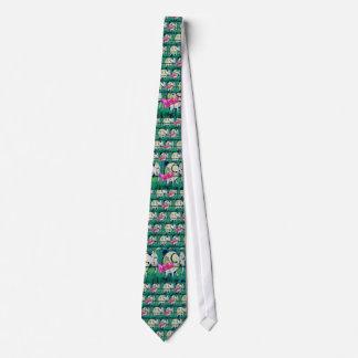 fred med elefantgrafittitien slips