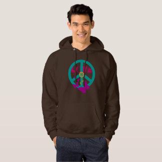 Fred och kärlek hoodie