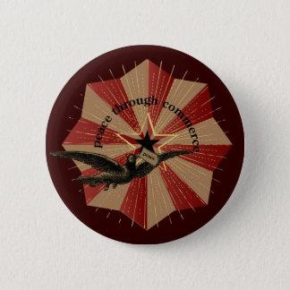 Fred till och med kommers knäppas standard knapp rund 5.7 cm