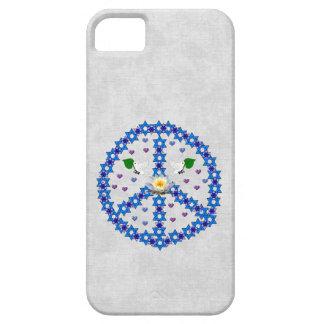Freddavidsstjärna iPhone 5 Hud