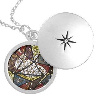 Fredduvasymbol av religiösan för helig ande berlockhalsband