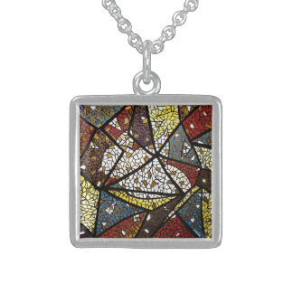 Fredduvasymbol av religiösan för helig ande sterling silver halsband