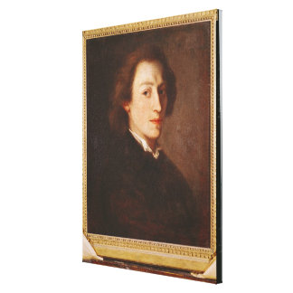 Frederic Chopin Canvastryck