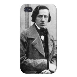 Frédéric Chopin iphone case iPhone 4 Skal