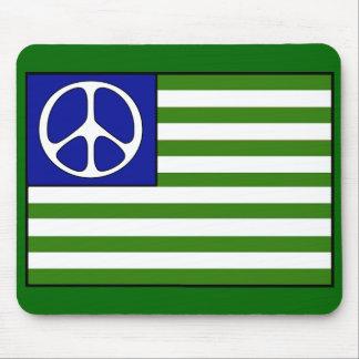 Fredflagga Musmattor