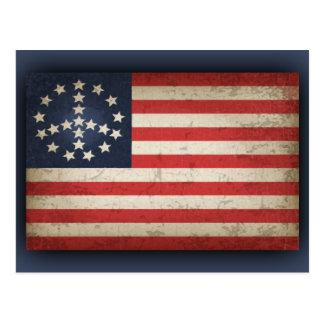 Fredflagga - xdist vykort
