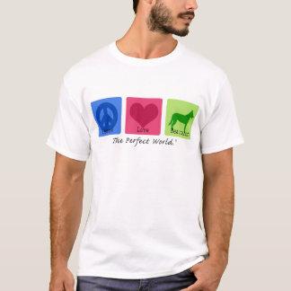 Fredkärlek Beauceron T Shirts