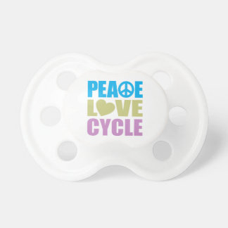 Fredkärlek cyklar napp