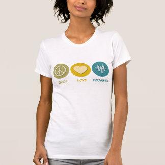 Fredkärlek Foosball T-shirt