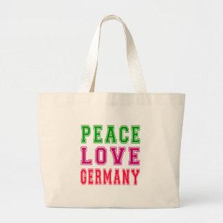 Fredkärlek Germany. Kassar