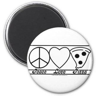 Fredkärlek och Pizza Magnet