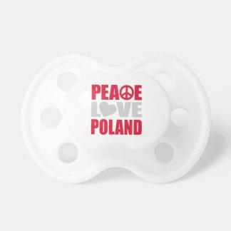 Fredkärlek Polen Napp