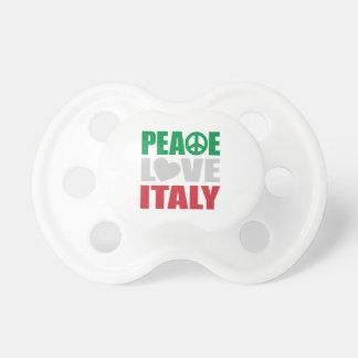 Fredkärlekitalien Napp
