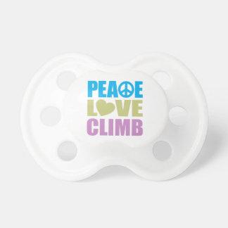Fredkärlekklättring Napp