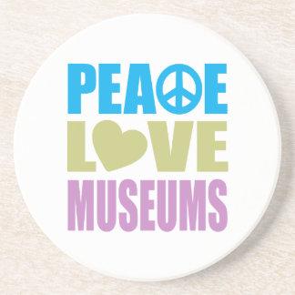 Fredkärlekmuseer Underlägg