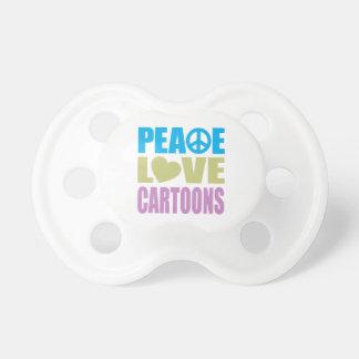 Fredkärlektecknader Napp