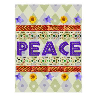 Fredkonst Vykort