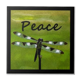 Fredslända Kakelplatta