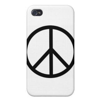 Fredstecken iPhone 4 Fodraler
