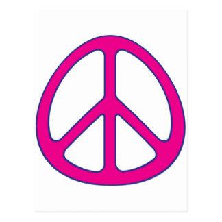 fredstecken vykort